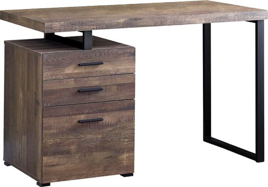 Windmier Brown Desk