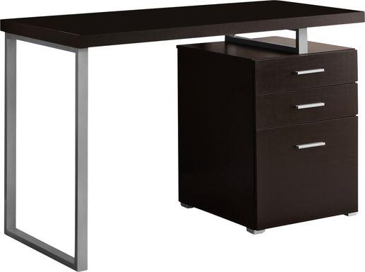 Windmier Cappuccino Desk