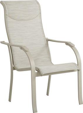 Windy Isle Sand Outdoor Arm Chair