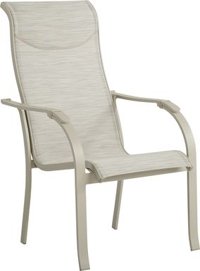 Windy Isle Sand Outdoor Arm Chair