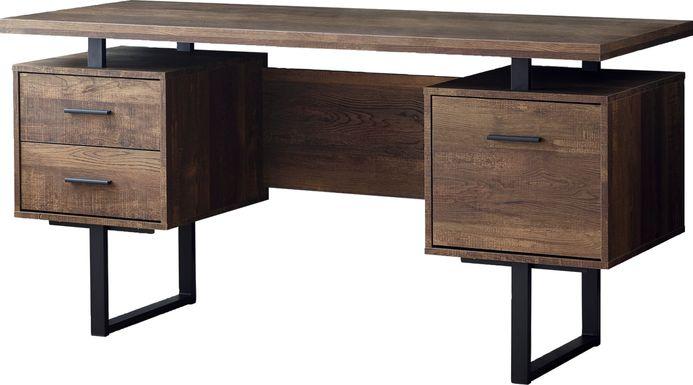 Wisterwood Brown Desk