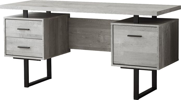 Wisterwood Gray Desk
