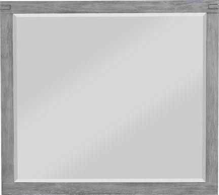 Wistman Gray Mirror