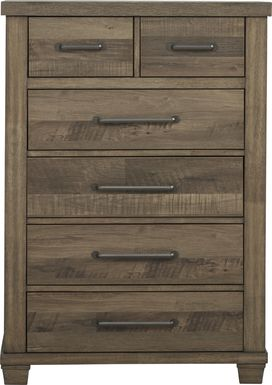 Woodcreek Brown Chest