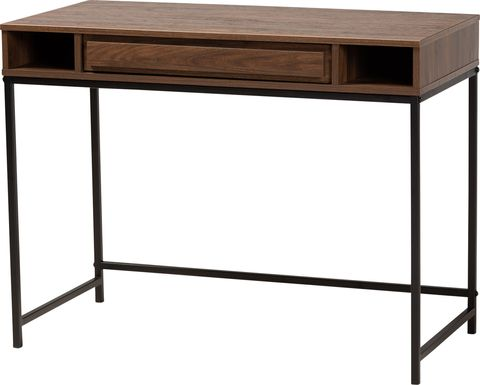 Woodglen Brown Desk