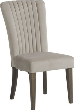 Woodland Avenue Beige Side Chair
