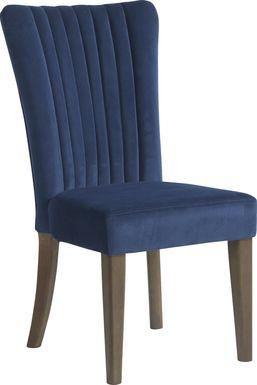 Woodland Avenue Sapphire Side Chair