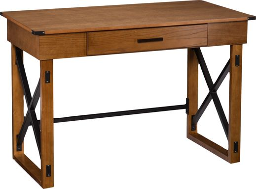Woodleigh Brown Desk