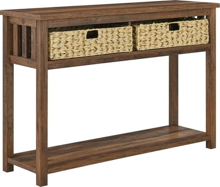 Wylam Barnwood Sofa Table