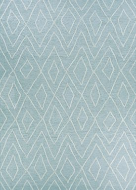 Wynchell Teal 5'1 x 7'6 Indoor/Outdoor Rug