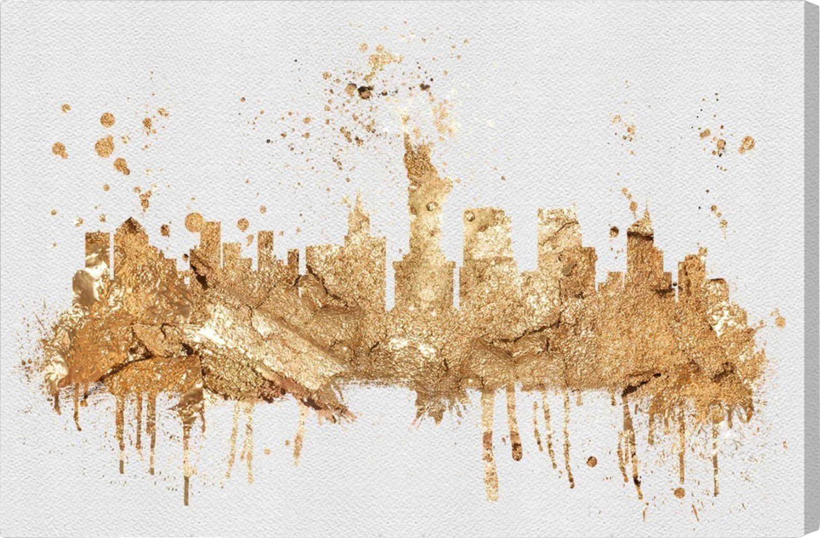 Your Dream City White Artwork