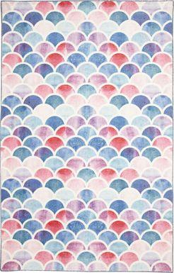 Yovanny Pink 5' x 8' Rug