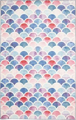 Yovanny Pink 8' x 10' Rug