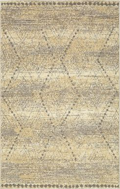 Zacheus Tan 8' x 10' Rug