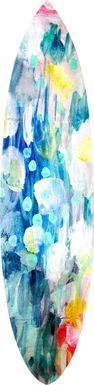 Zaylee Blue Wall Decor