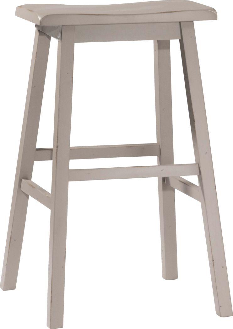 Zendt Gray Counter Height Stool