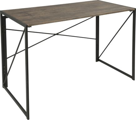 Zenobia Brown Desk