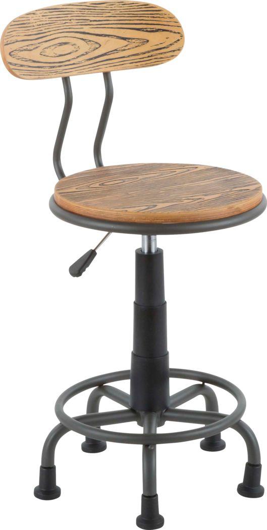 Zenobia Tan Office Chair