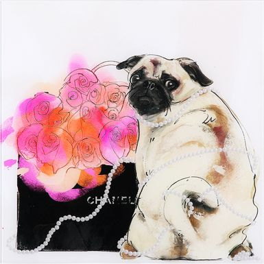 Zoey's Pearls Artwork