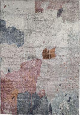 CosmoLiving By Cosmopolitan Zowey Gray 8' x 10' Rug